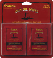 Gun Oil Wipes