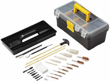 28-Piece Universal Toolbox Gun Care Kit