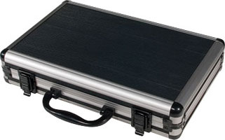 32-pc Universal Aluminum Cleaning Case