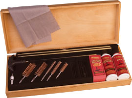 Deluxe Wooden Cleaning Kits